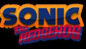 Sonic The Hedgehog 1 Logo Remade