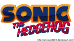 Sonic The Hedgehog 1 Logo Remade by TBSF-YT