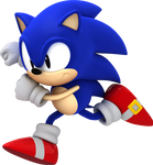 Another Classic Sonic Render 1.1