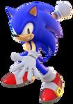 Sonic Adventure 2 Sonic Render