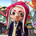 Welcome To Inkopolis Agent 8!