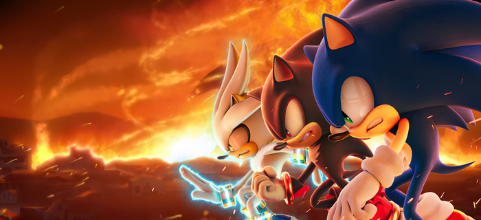 Sonic 06 Collab Render