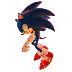Sonic 06 Collab, Sonic Render