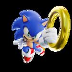 29th Anniversary Collab - Sonic