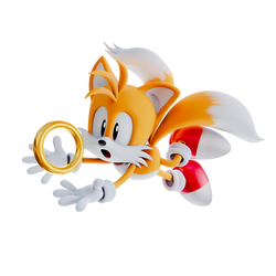 29th Anniversary Collab - Classic Tails