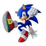 Sonic Channel 2020 Render
