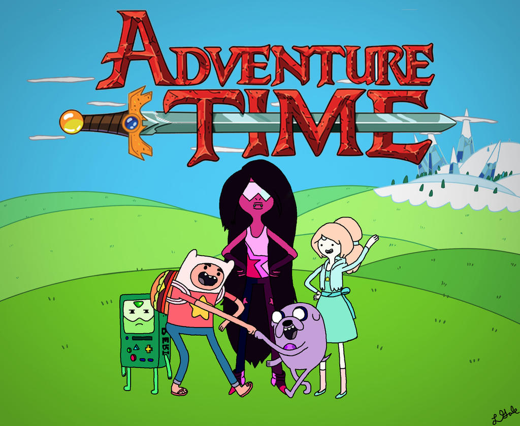 Naruto and Adventure Time with Finn and Jake Crossover ...