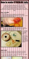 How to Make Cyberlox falls