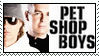 Pet Shop Boys Stamp by SpookyLoop