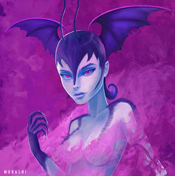 Devil Lady by Murashi-Art