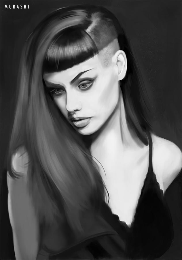 Alice Kelson by Murashi-Art