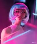 Neon by Murashi-Art
