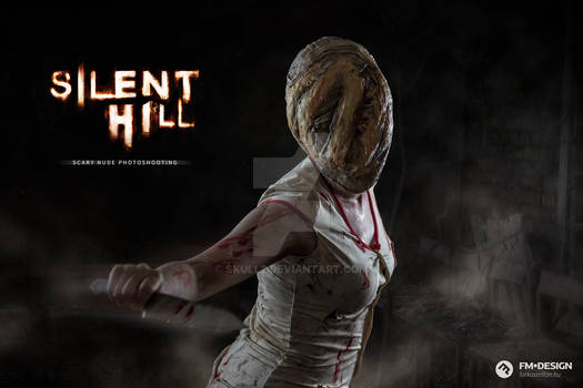 Silent Hill Scary Nude Photoshooting 01
