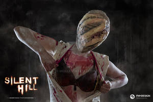 Silent Hill Scary Nude Photoshooting 02