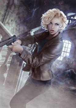 Murphy / The Dresden Files