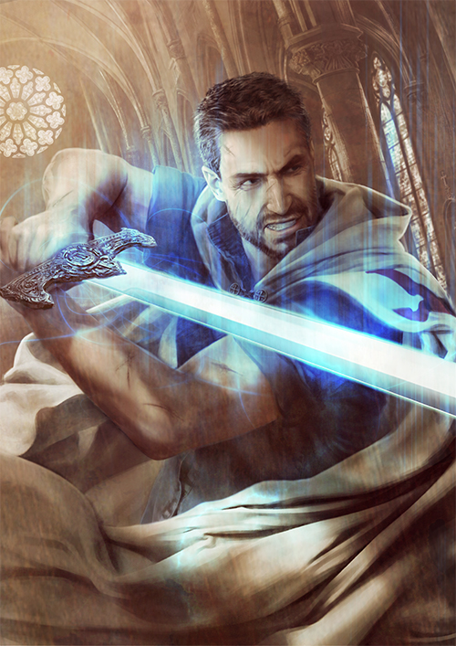 Michael / The Dresden Files