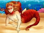 Jival the Seahorse