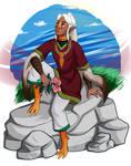 Fanart Weekly: Prince Komali