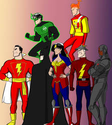 Justice V.2 by Salman64