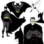 I shall become a Bat!
