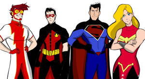 Young Justice: Rebirth by Salman64
