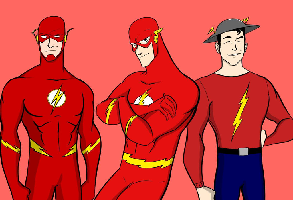 A Flash by Salman64