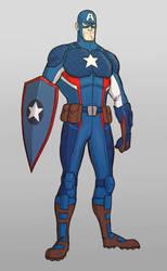 Cap sketch