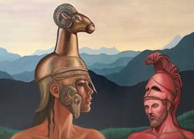 Metapontum helmet
