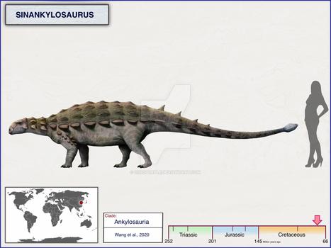 Sinankylosaurus