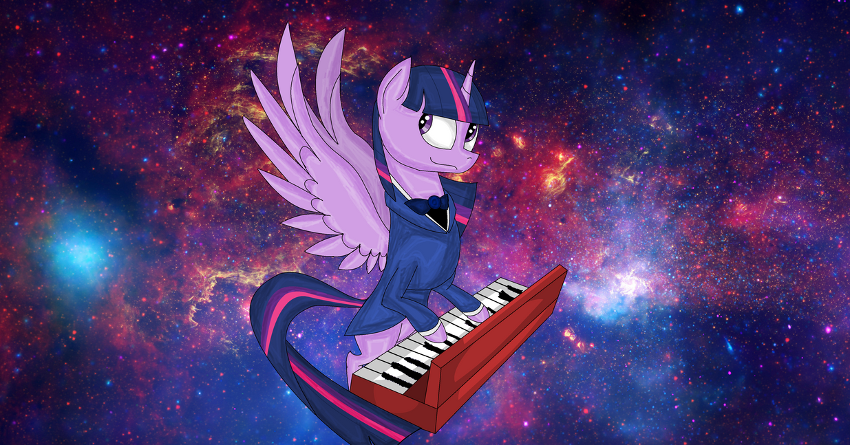 {Late birthday gift} The count of music by Moonlightnote