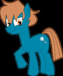 Perry Pony by dizzykat28560