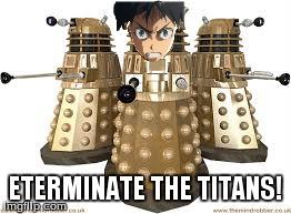 Exterminate by attackonaruani