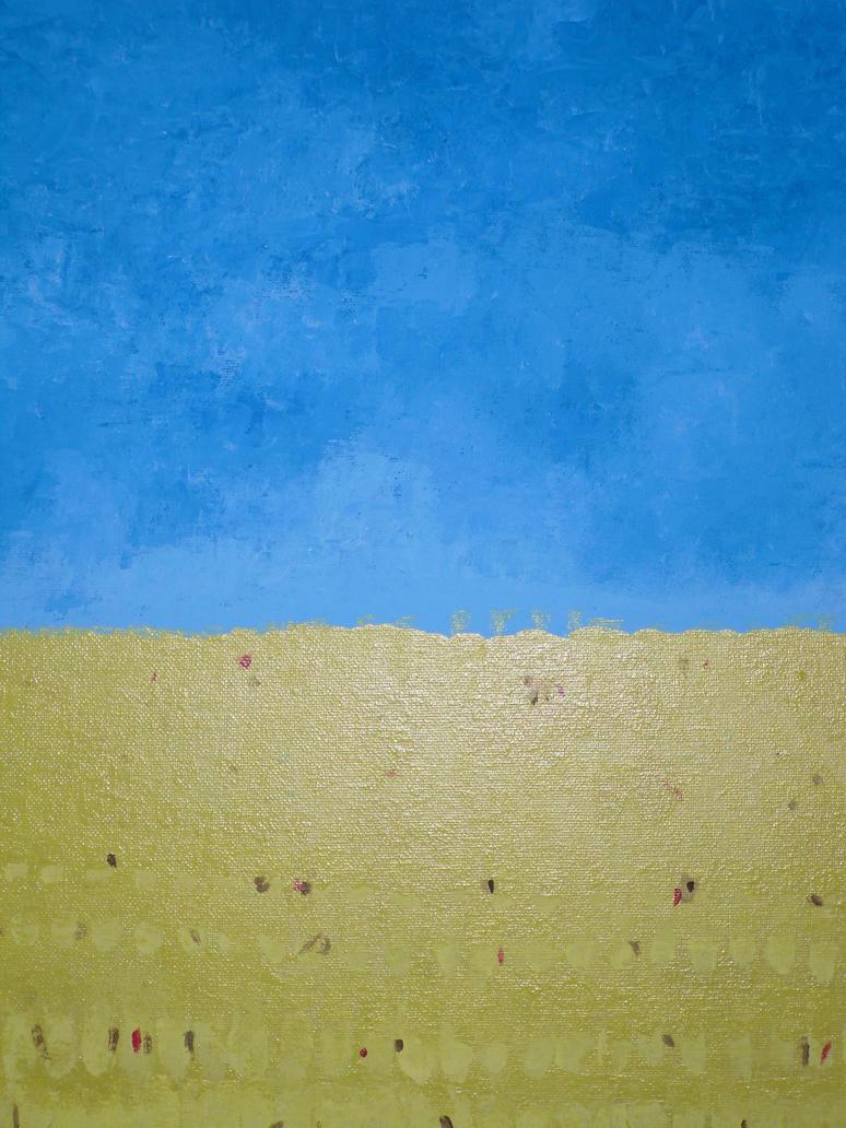Wheat Field by dataIII