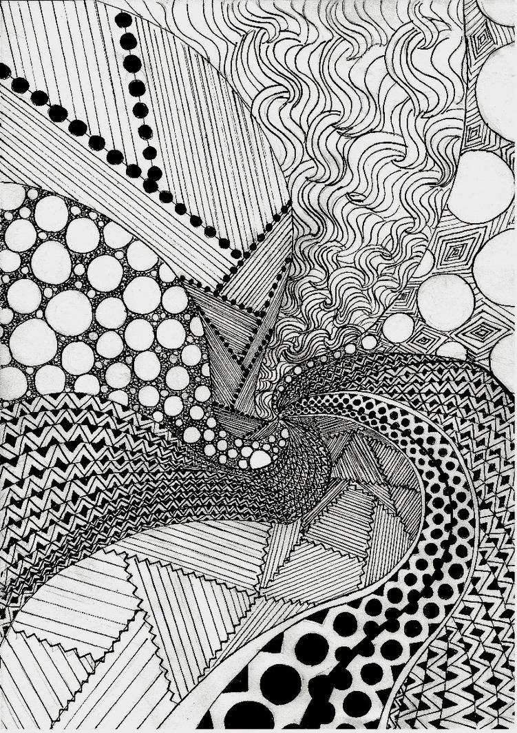 Line Design Art : Line art by ck on deviantart