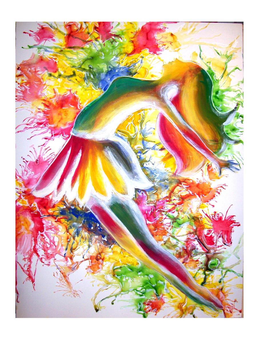color explosion by ck art on deviantart