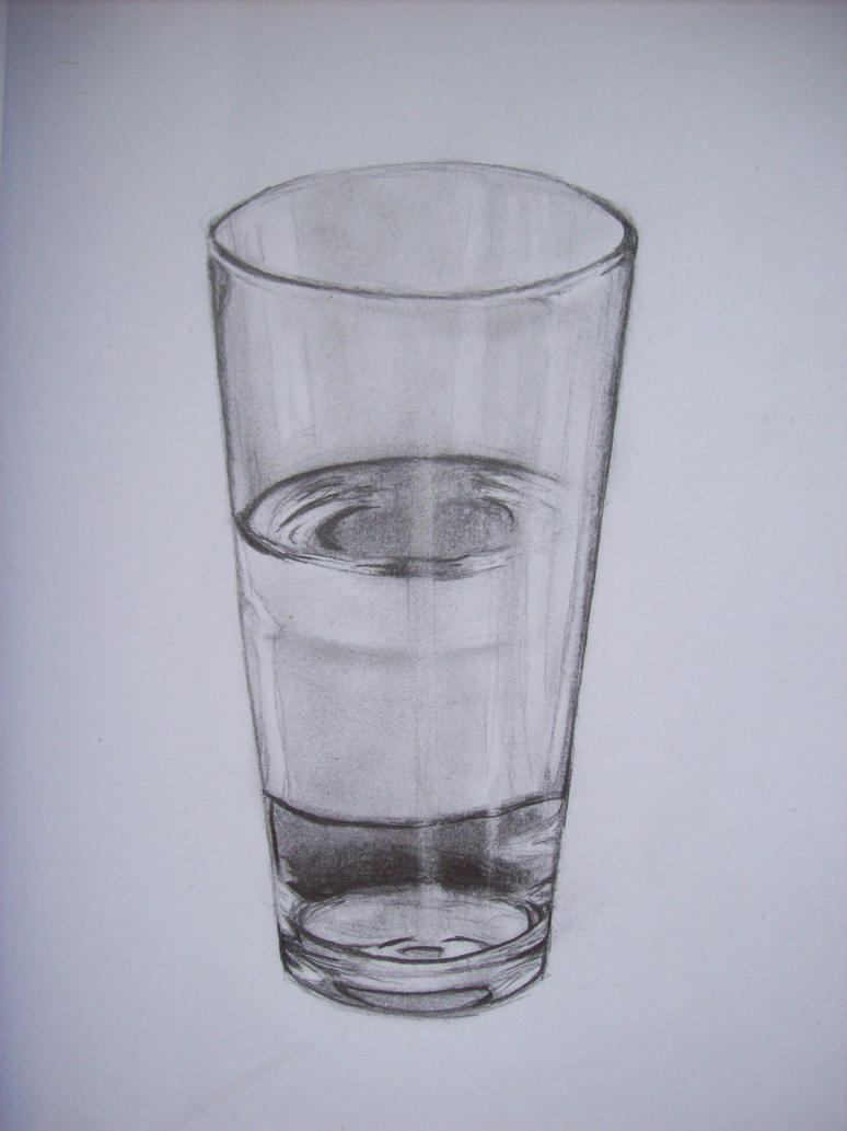 Who would like a glass of water? by CK--Art on DeviantArt