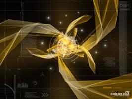 Golden Noise by webdiod