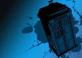 Tardis by Michael-Rosati