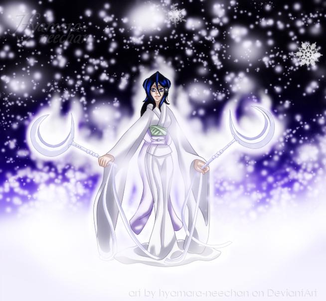 Kuchiki Ayumi Bankai By Tsukineesan On: [Character] Kuchiki Rukia (Part 3)