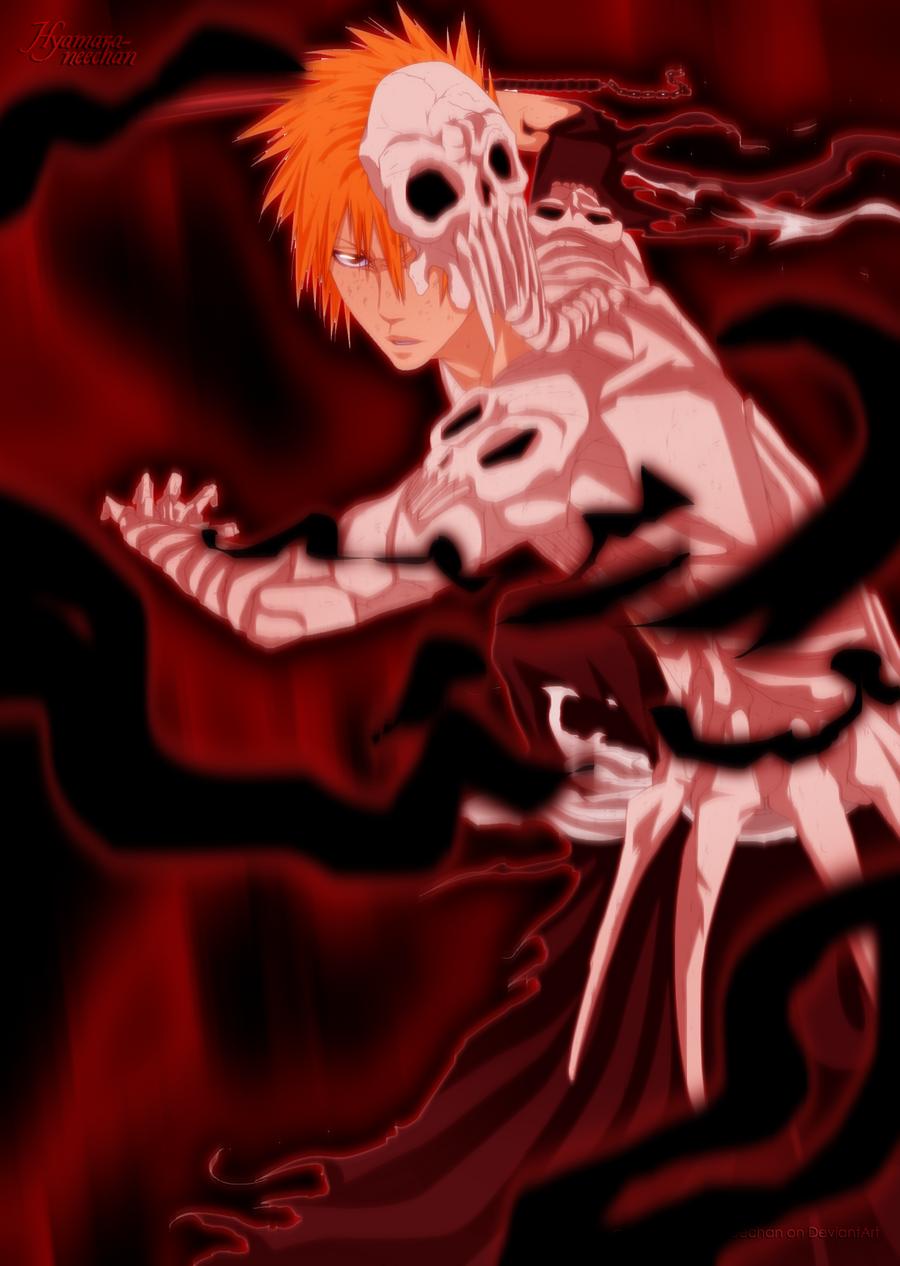 Commish: Hell Ichigo coloring by hyamara on DeviantArt