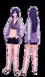 Hinata (Road to Ninja)