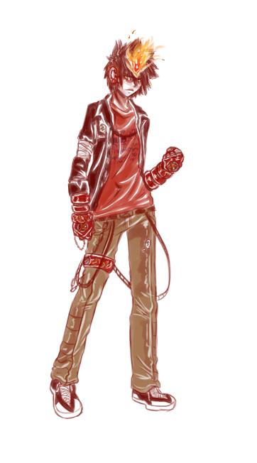 X Boss by hyamara