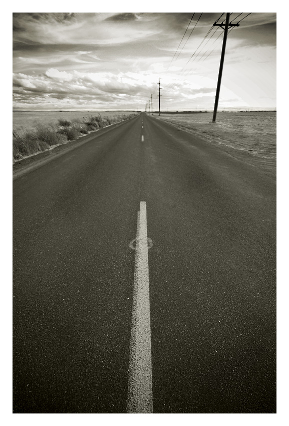 Just a road. by solusdotipse