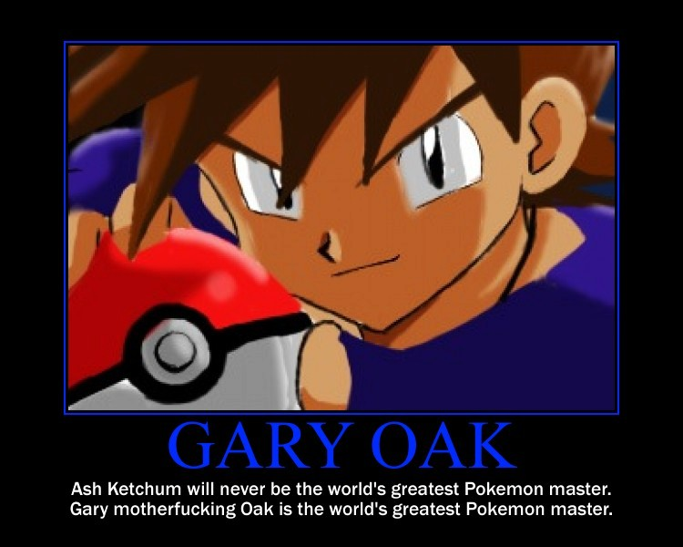 gary motherfucking oak swag - photo #43
