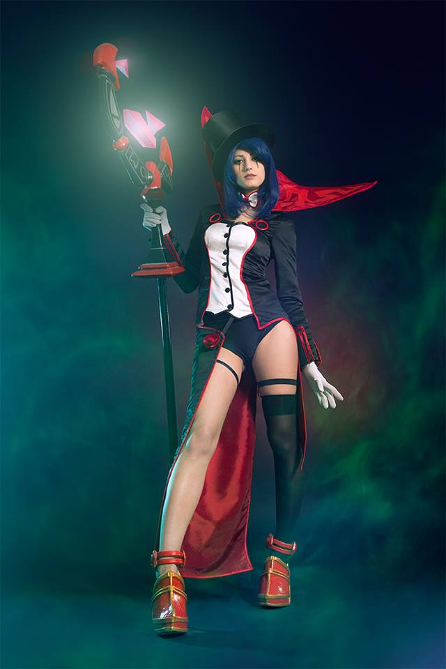 LeBlanc prestigious- League of Legends by FelaCosplay