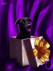 Happy Gift by MonicaMarinho