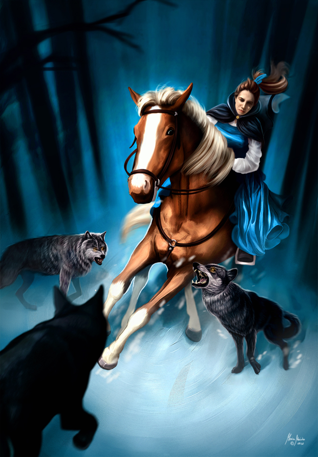 Beauty and the Beasts by MonicaMarinho