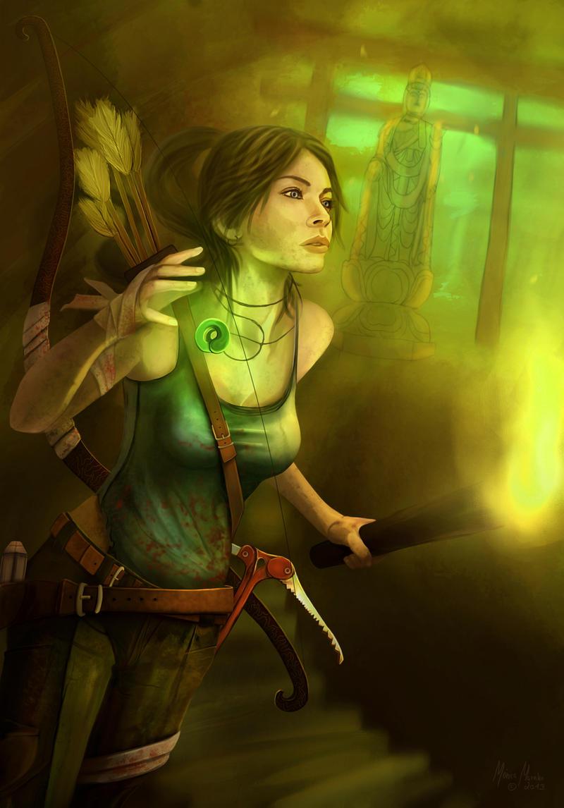 Tomb Raider, Reborn by MonicaMarinho