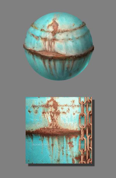 Texture Study 01 - Smutty wall by MonicaMarinho