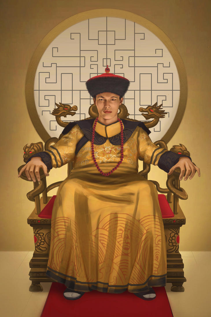 Emperor Wen by MonicaMarinho